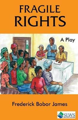 Fragile Rights by Frederick Bobor James image