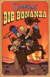 Simpson's Big Bonanza by Matt Groening