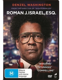 Roman J. Israel, Esq on DVD