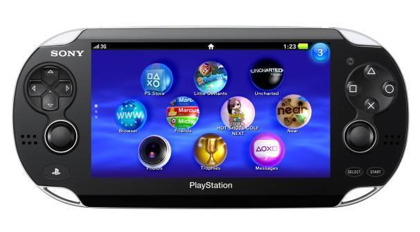 Playstation Vita (Wi-Fi) for PlayStation Vita image