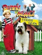Dennis The Menace Strikes Again on DVD
