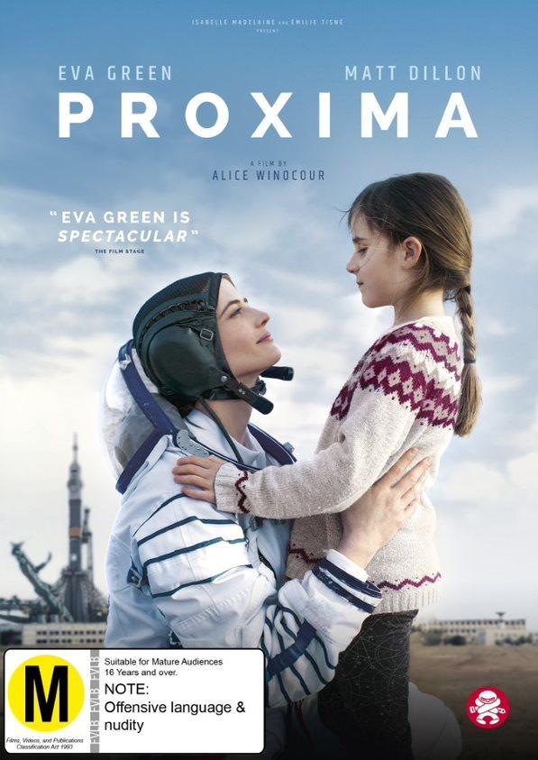 Proxima on DVD image