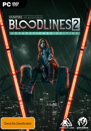 Vampire: The Masquerade – Bloodlines 2 Unsanctioned Edition for PC