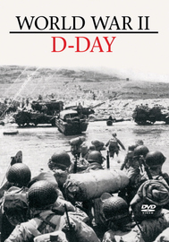 World War II - D-Day on DVD image