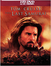 The Last Samurai on HD DVD