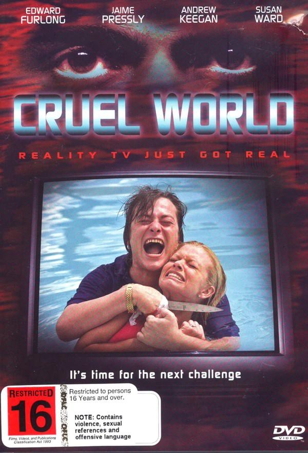 Cruel World on DVD image