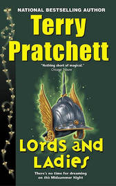 Lords and Ladies by Terry Pratchett image