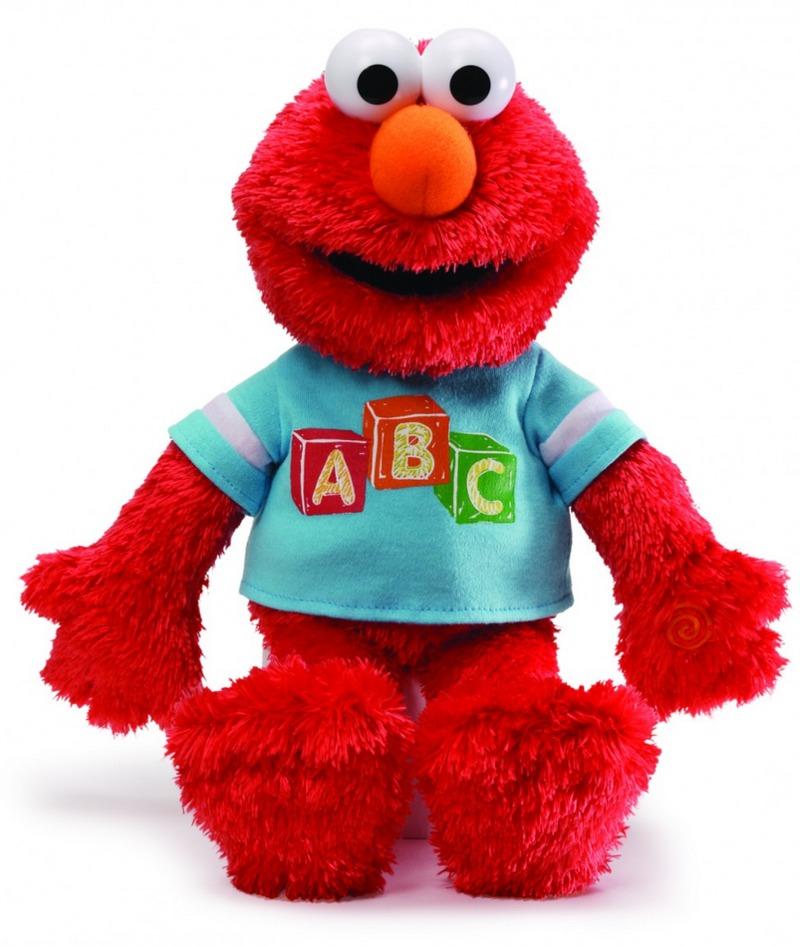 Sesame street elmo abc 39 s toy at mighty ape australia for Elmo abc