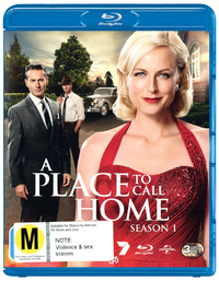 A Place to Call Home - The Complete First Season on Blu-ray