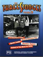 Three Stooges - Vol. 3 (MRA) on DVD