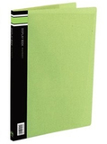 FM A4 40 Pocket Vivid Display Book - Lime Green