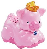 Vtech Toot-Toot Farm Animals - Pig