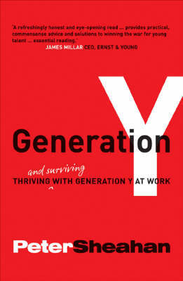 Generation Y: Thriving (& Surviving) wit by Peter Sheahan image