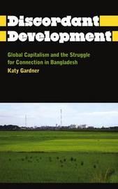 Discordant Development by Katy Gardner