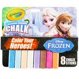 Crayola: Disney Washable Sidewalk Chalk - Frozen