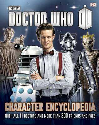 Doctor Who Character Encyclopedia by Annabel Gibson