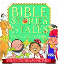 Bible Stories & Tales Green Collection by Nick Butterworth