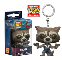 Guardians of the Galaxy: Vol. 2 - Rocket Pocket Pop! Key Chain