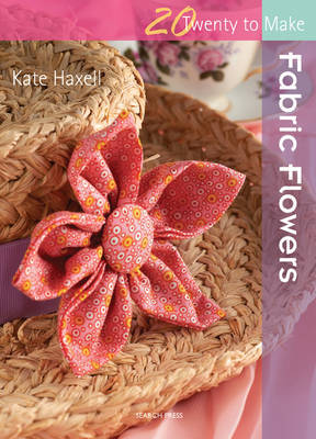 Twenty to Make: Fabric Flowers by Kate Haxell image