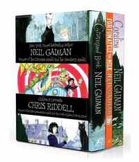 Neil Gaiman & Chris Riddell Box Set by Neil Gaiman image