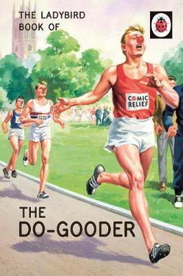 The Ladybird Book of The Do-Gooder by Jason Hazeley image