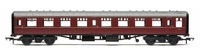 Hornby: BR Mk1 Coach Tourist Second Open 'E4656' (no crest)