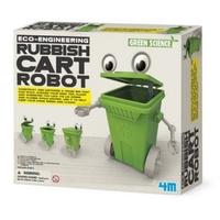 Rubbish Cart Robot