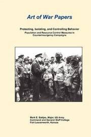 Art of War Papers by Mark E Battjes