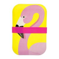 Sunnylife Eco Lunch Box - Flamingo