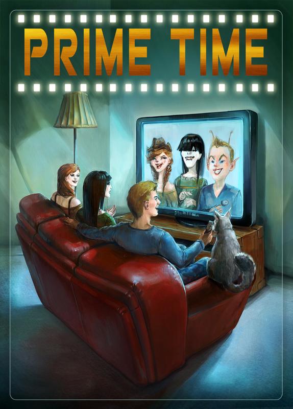 Prime Time - Board Game
