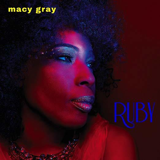 Ruby | Macy Gray at Mighty Ape NZ
