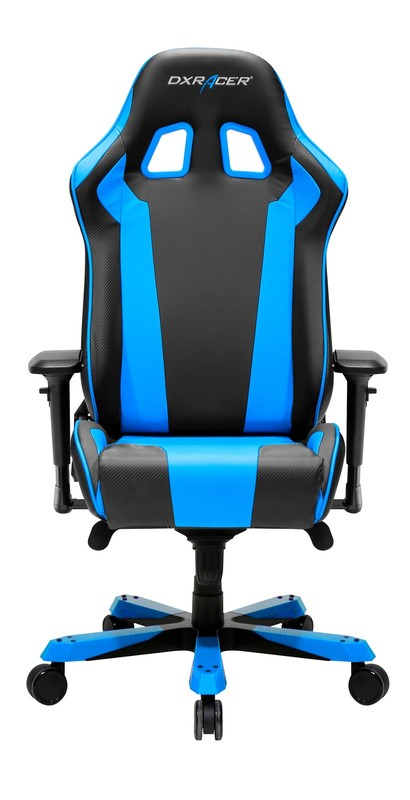 DXRacer King Series KS06 (Black & Blue) for