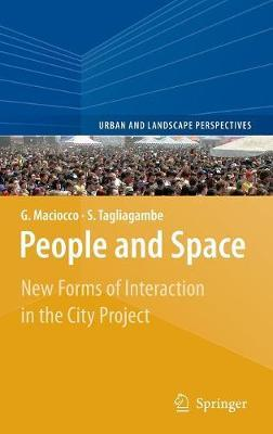 People and Space by Giovanni Maciocco