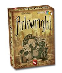 Arkwright - Board Game