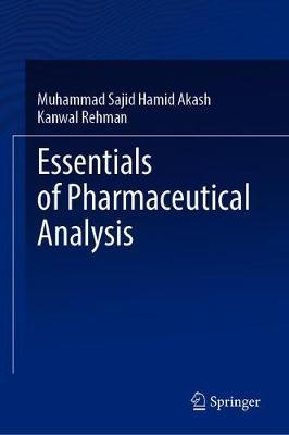 Essentials of Pharmaceutical Analysis by Muhammad Sajid Hamid Akash