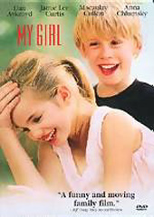 My Girl on DVD