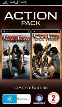 Prince of Persia: Revelations + Rival Swords for PSP