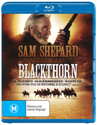 Blackthorn on Blu-ray