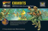 British Forces: Chindits - Boxed Set image