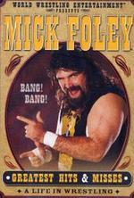 WWE - Mick Foley: Greatest Hits And Misses - A Life In Wrestling (2 Disc Set) on DVD