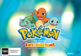 Pokemon Adventures in Kanto and the Orange Islands Collector's Set DVD