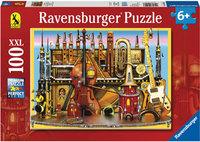 Ravensburger - Music Castle Puzzle (100pc)