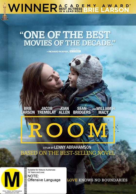 Room on DVD