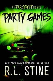 Party Games by R.L. Stine image