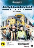 Railroad Alaska - Season Two DVD