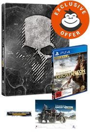 Tom Clancy's Ghost Recon: Wildlands Gold Edition for PS4