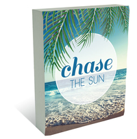 Kelly Lane: Turtle Bay Plaque Block - Chase