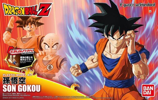 Dragon Ball: Figure-rise: Son Goku - Model Kit