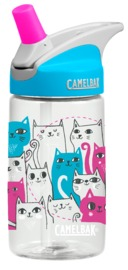 CamelBak: Eddy Kids - Cats (400ml)
