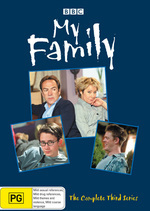My Family - Complete Series 3 on DVD